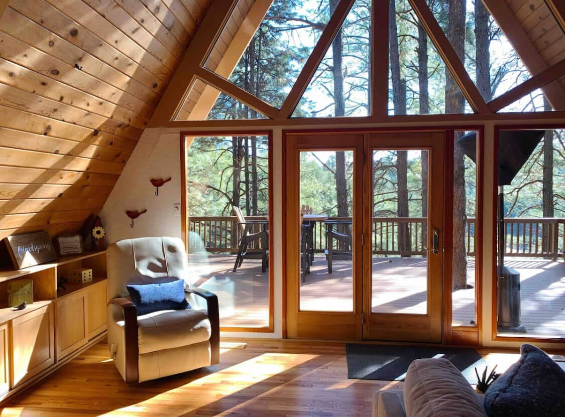 Buffalo Trail Treetop Retreat