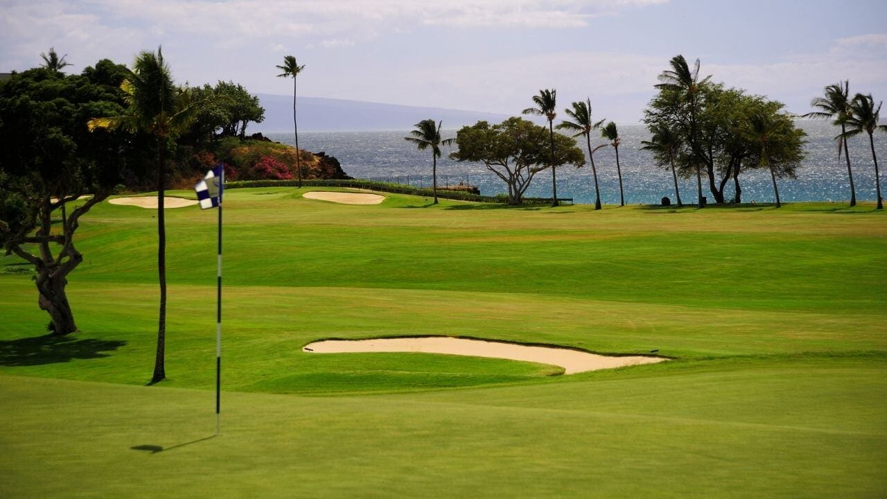 Kaanapali golf course on Maui a top thing to do in Kaanapali