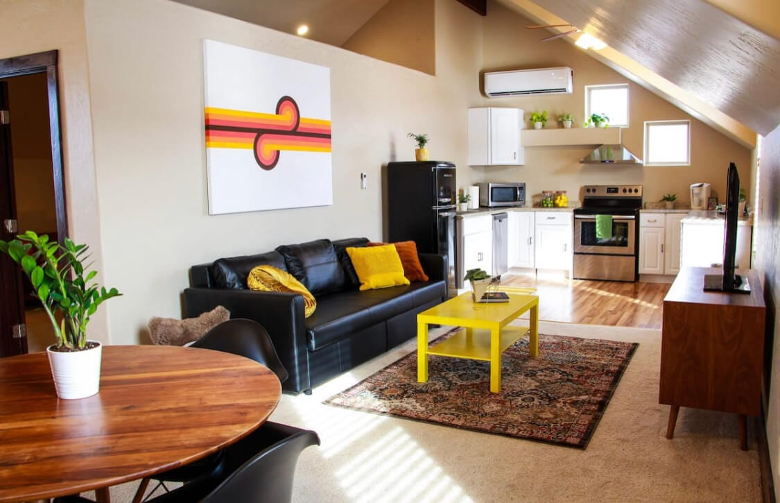 Retro apartment for skiing in Flagstaff