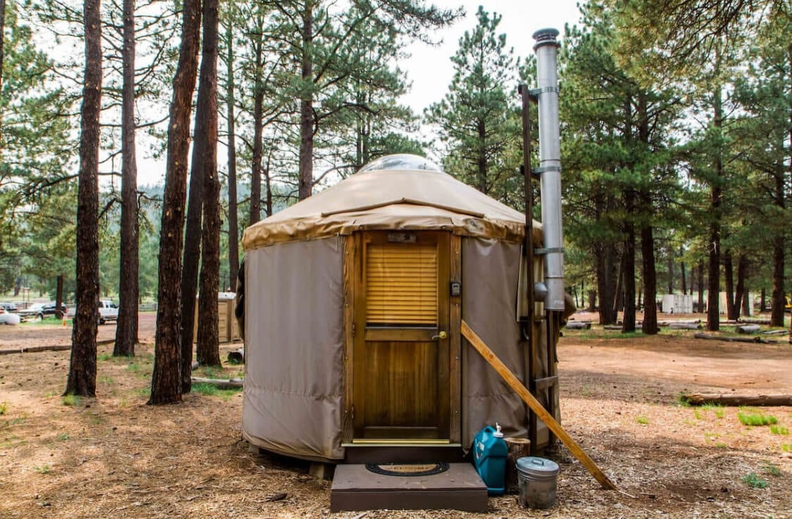 The most unique Airbnb in Flagstaff, Arizona