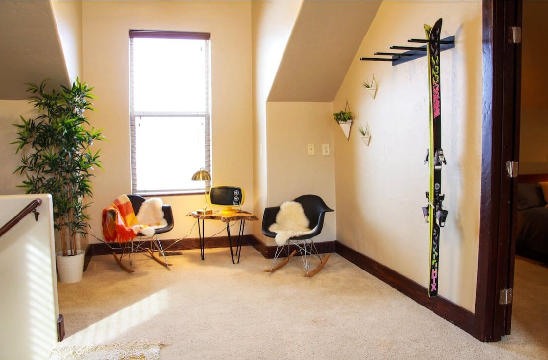 Skiing Airbnb in Flagstaff