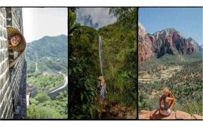 Fitness Travel: 10 Ways to Travel and Stay Fit