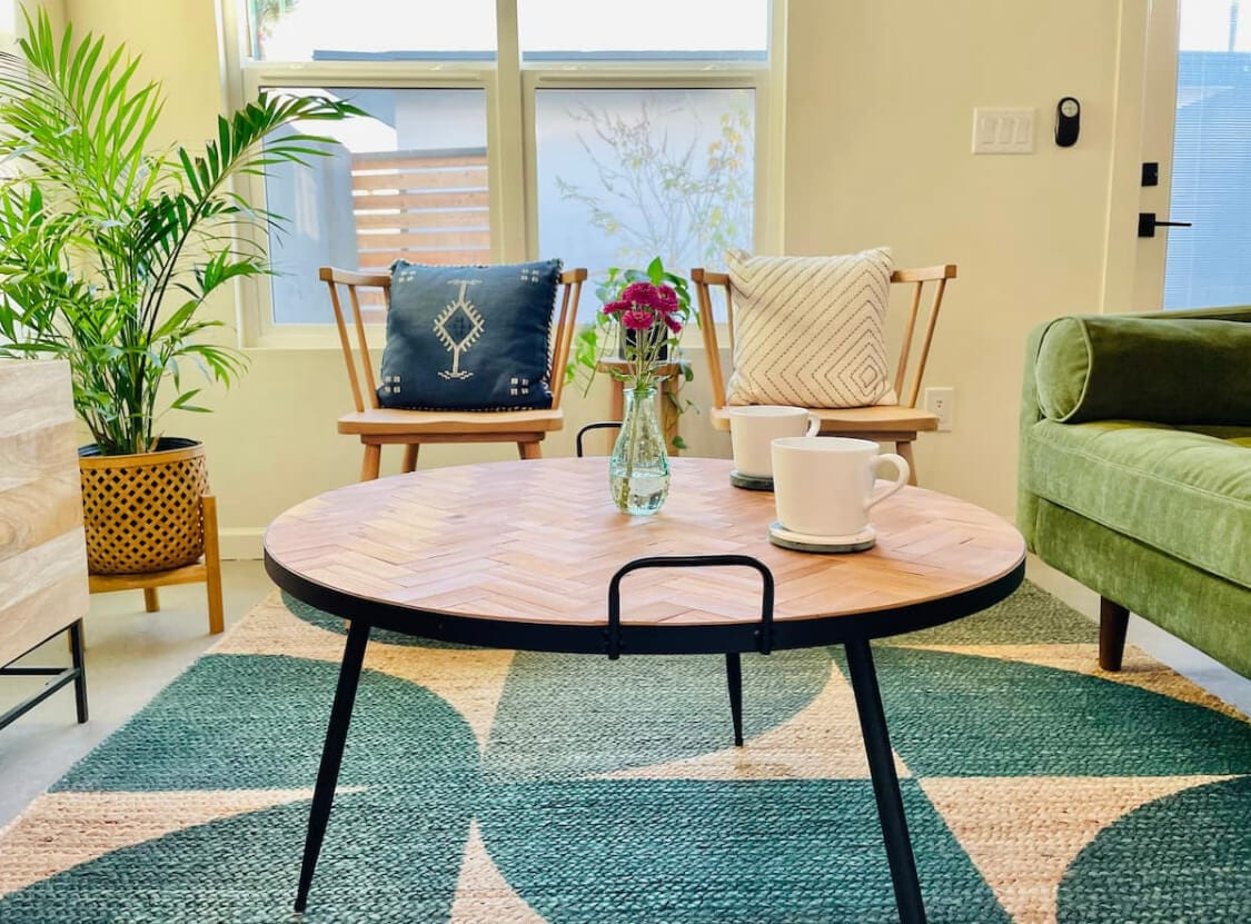Airbnbs in Phoenix, the Boho Guest House