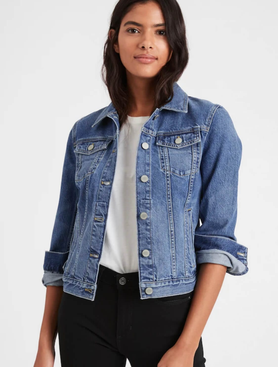 Jean Jacket for traveling a long haul flight tip and trick
