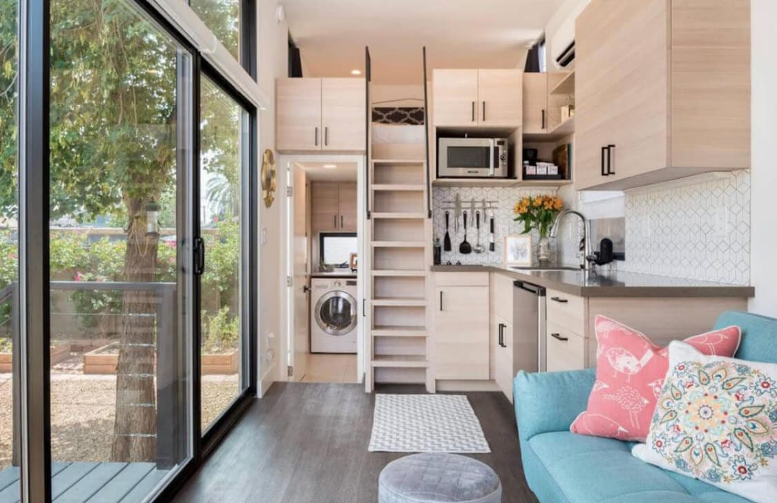 TIny House in Phoenix Airbnb