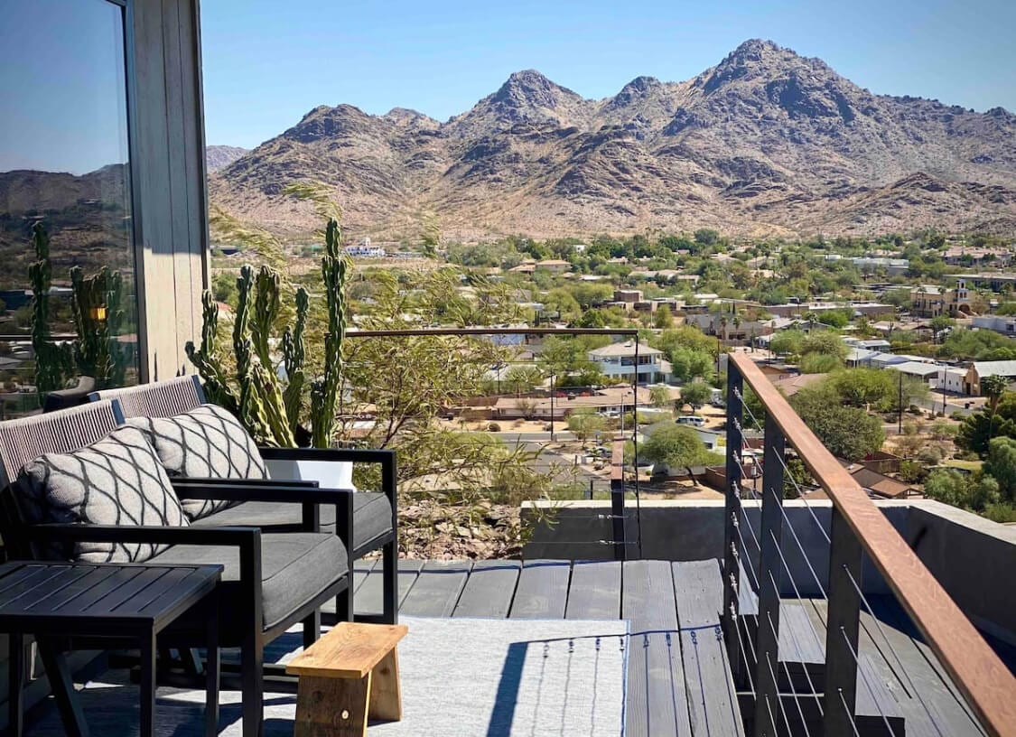 The Nest Airbnb in Phoenix