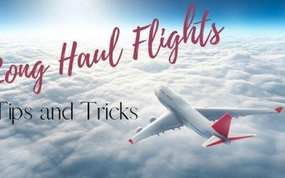 10 Long Haul Flights Tips and Tricks
