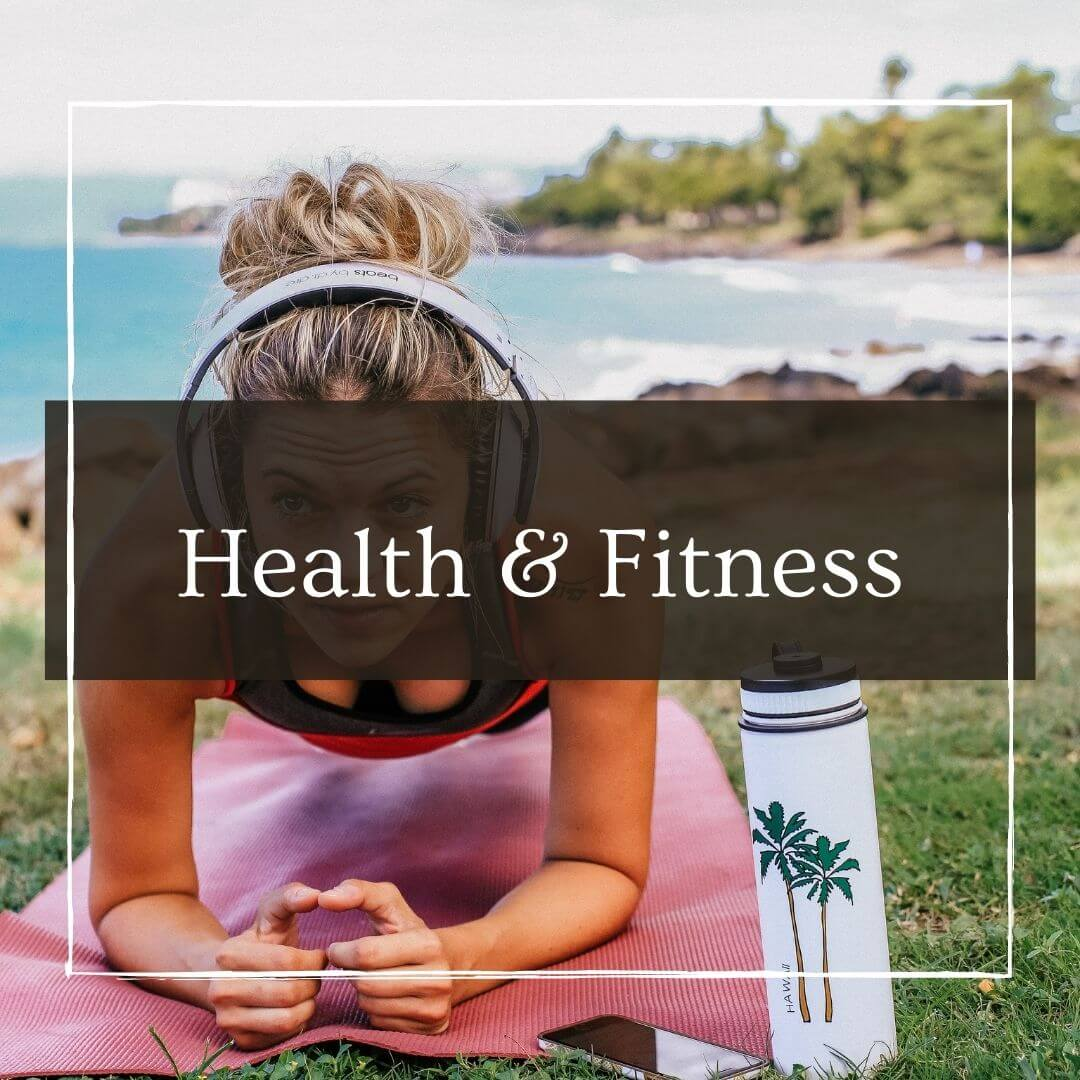 Health & Fitness guides with I'm Jess Traveling
