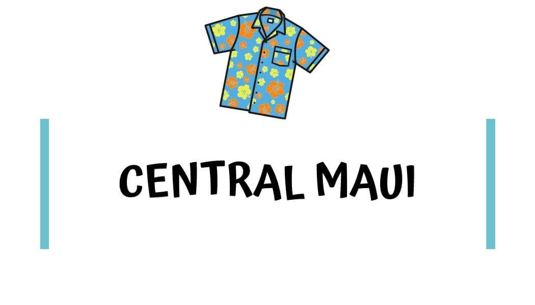 Where to stay in Central Maui on a budget