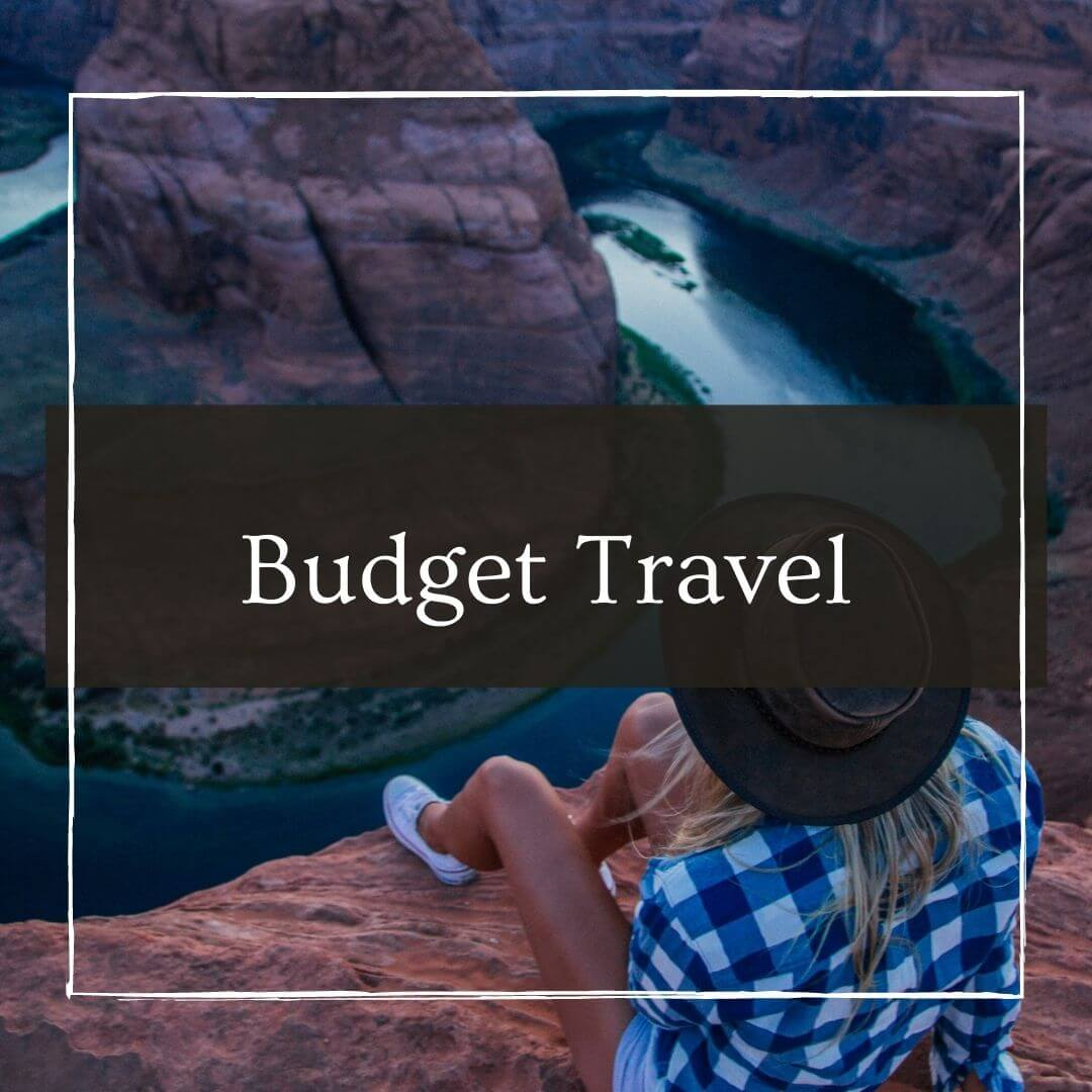Budget Travel guides with I'm Jess Traveling