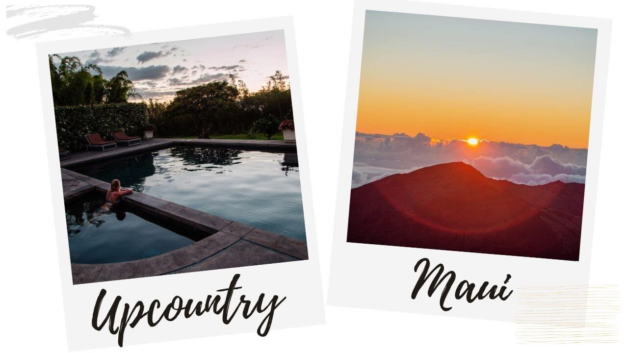 Things to do Upcountry Maui