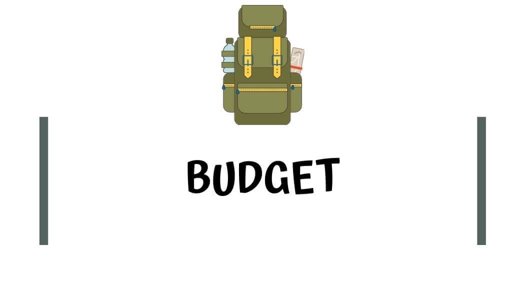 Budget places to stay in Zion