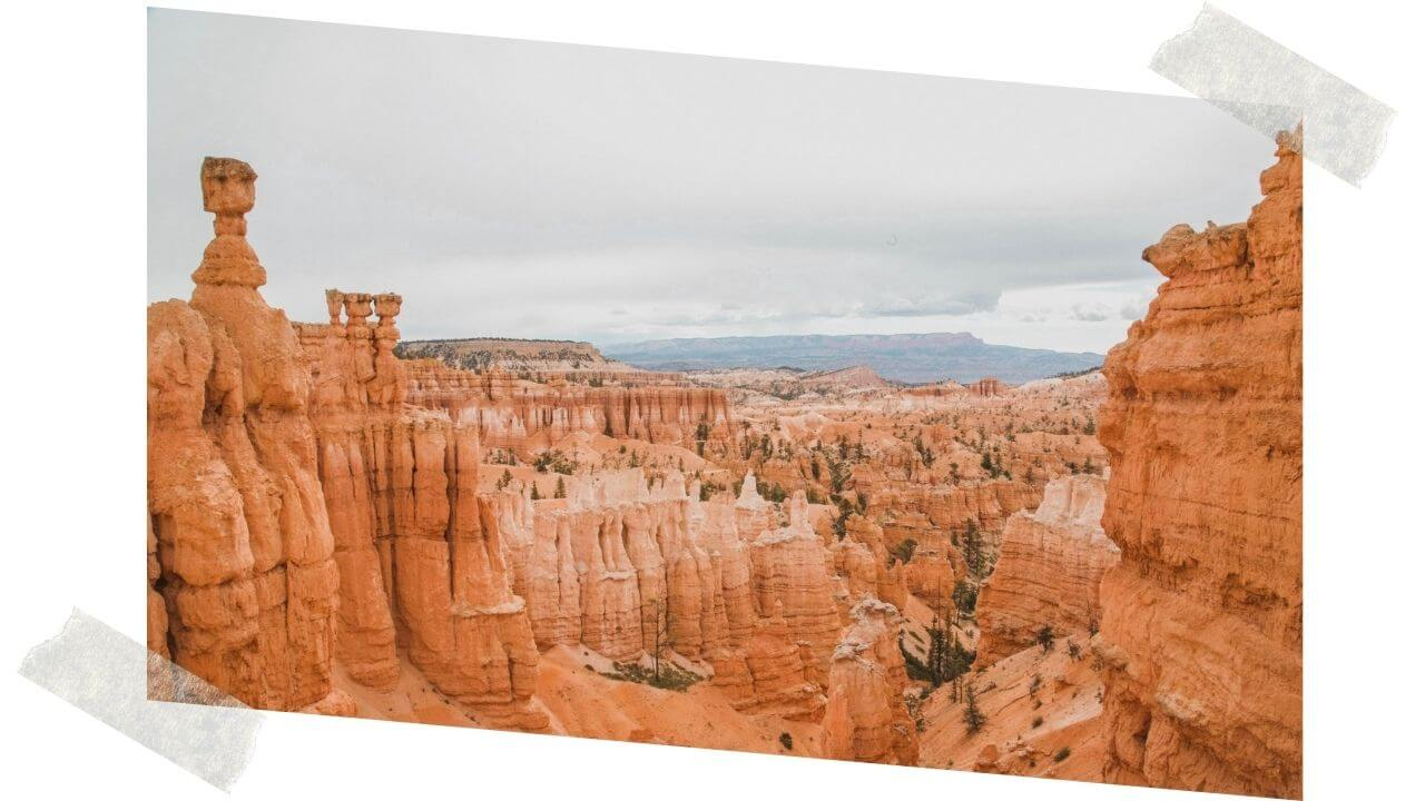 Sunset Point in Bryce Canyon