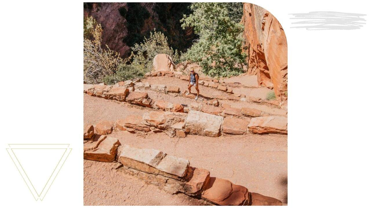 Walters wiggles in Zion