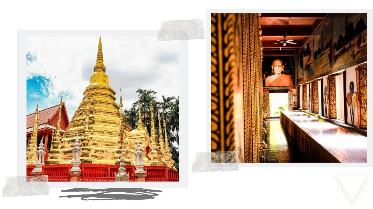 Temples to visit in Chiang Mai Thailand