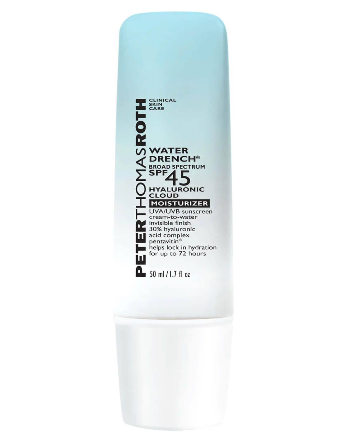 Water Drench® Hyaluronic Hydrating Moisturizer SPF 45 by Peter Thomas Roth