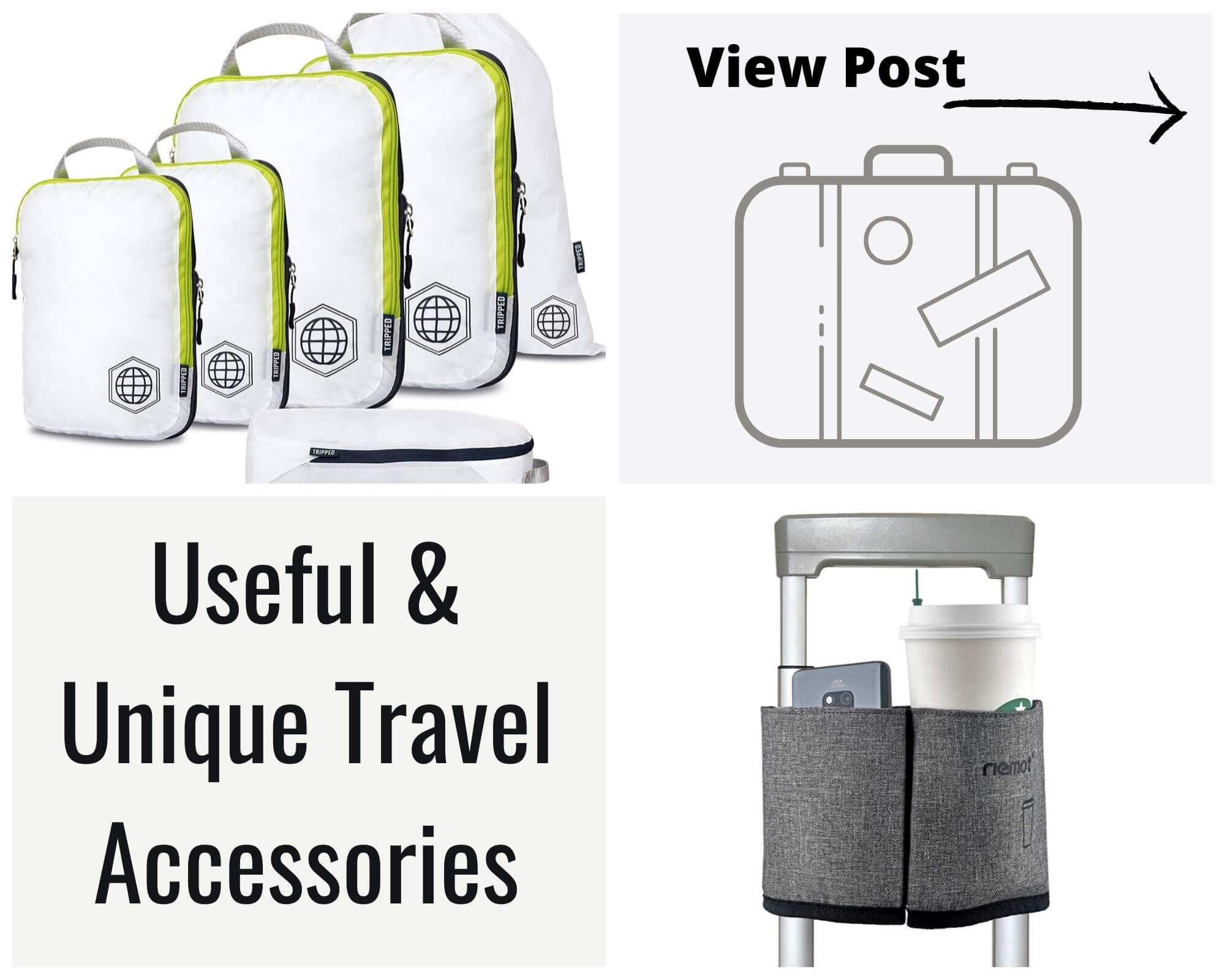 Useful and Unique Travel Accessories