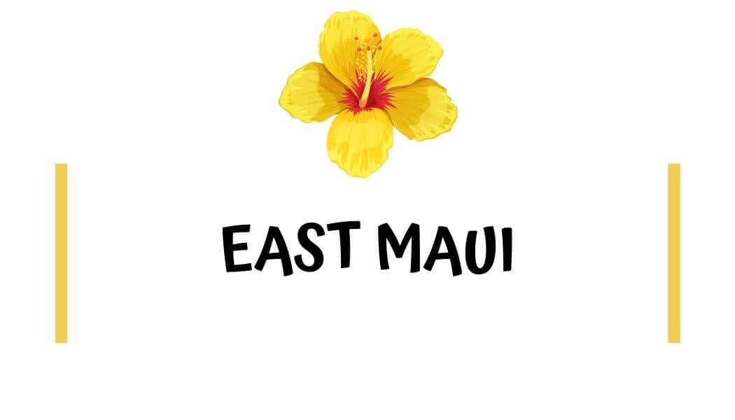East Maui places to stay in Maui for honeymoon