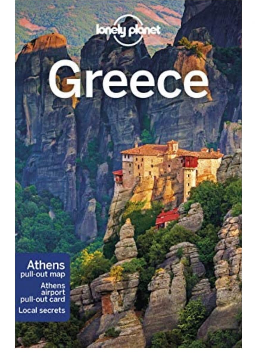 Lonely Planet Guide Books for travel gifts
