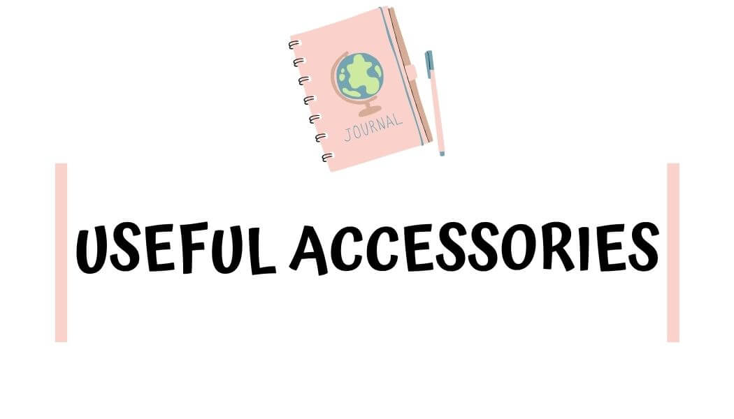 Useful travel accessories