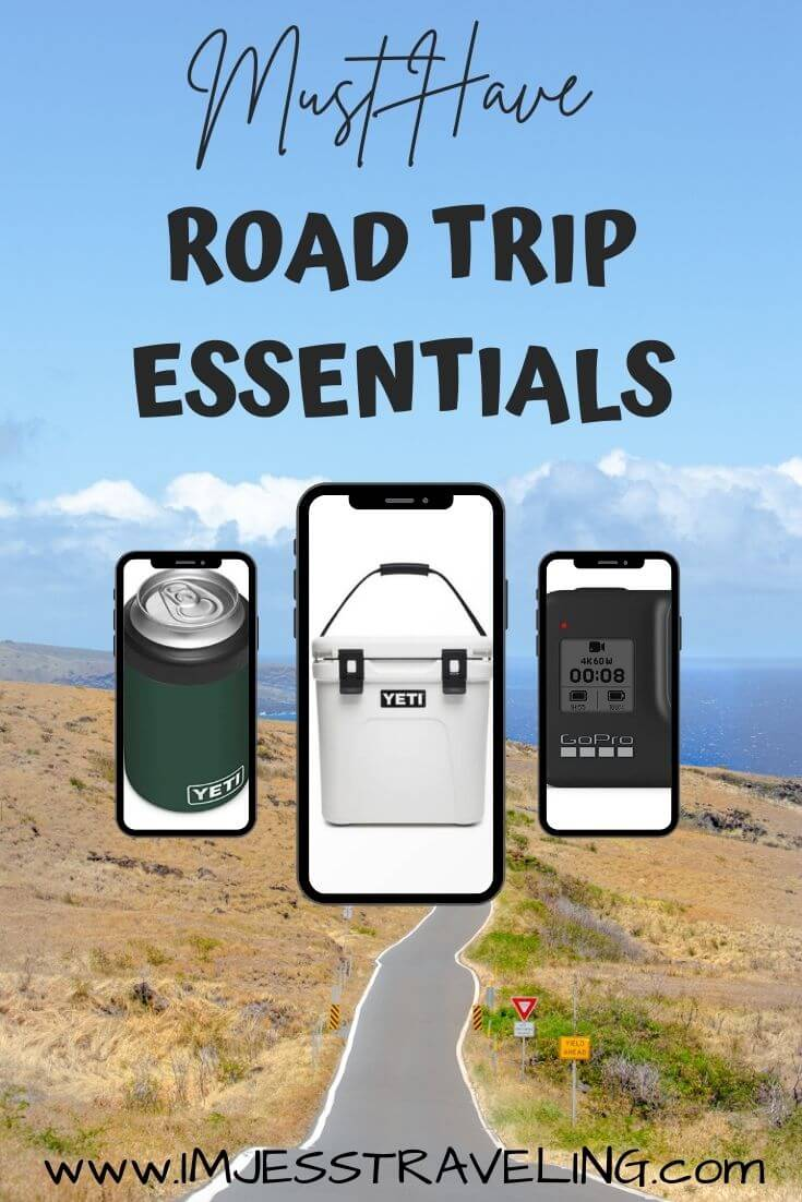 Must Have Essentials for a Road Trip