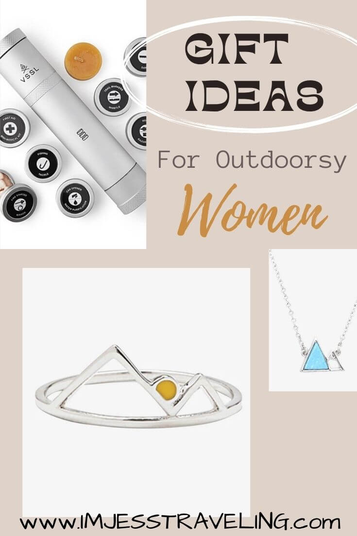 Gifts for Outdoorsy Women
