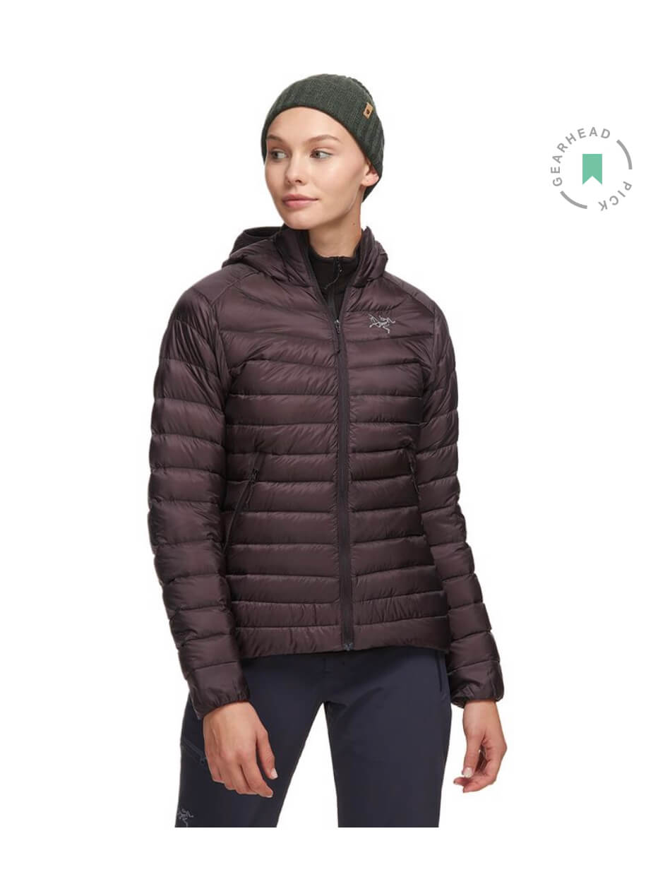 Down jacket for her