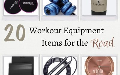 20 Travel Workout Equipment Items for the Road