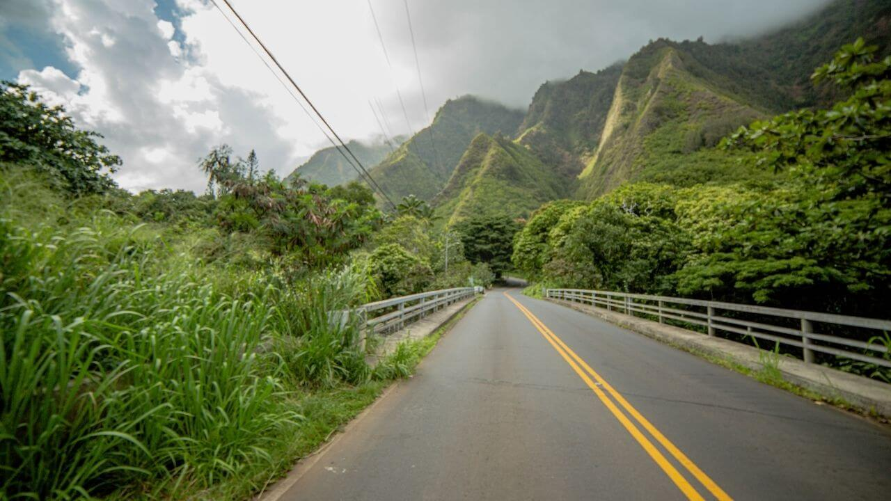 How to Get to Iao Valley on Maui