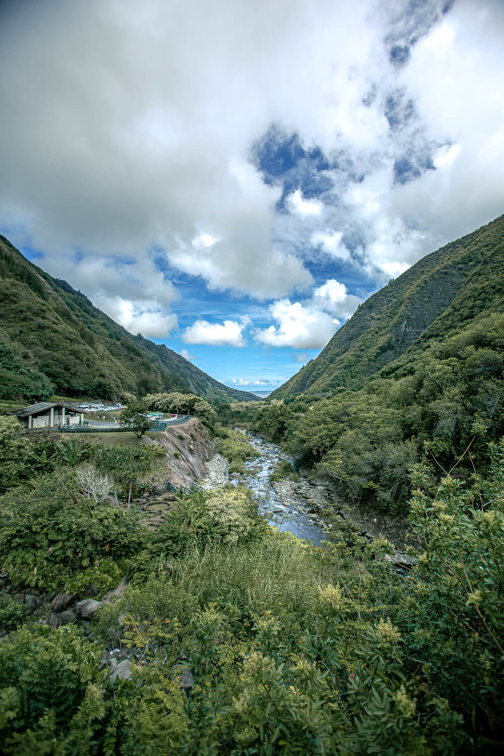 View of Iao Valley