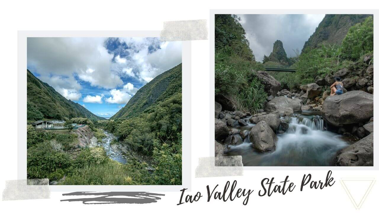 Exploring Iao Valley with I'm Jess Traveling