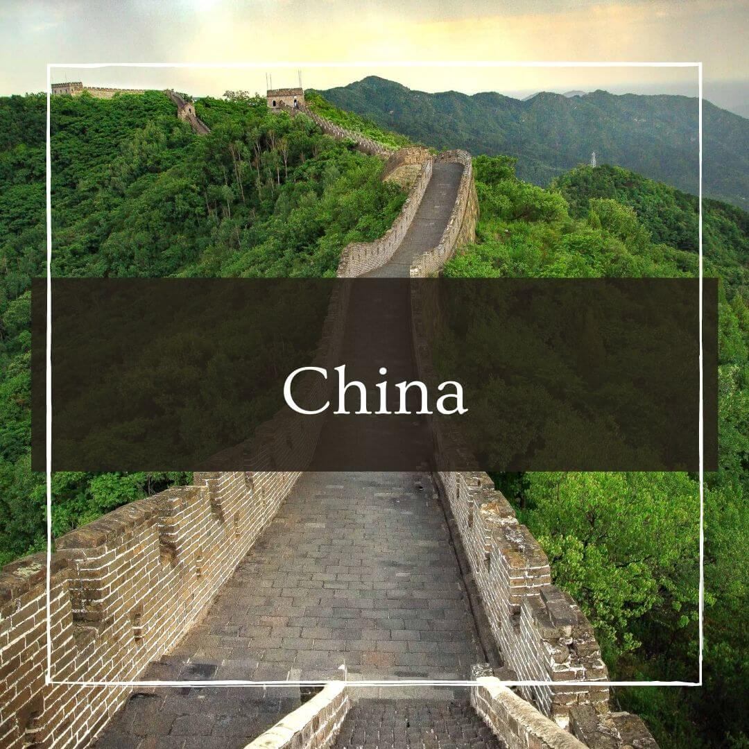 China Travel Guides with I'm Jess Traveling