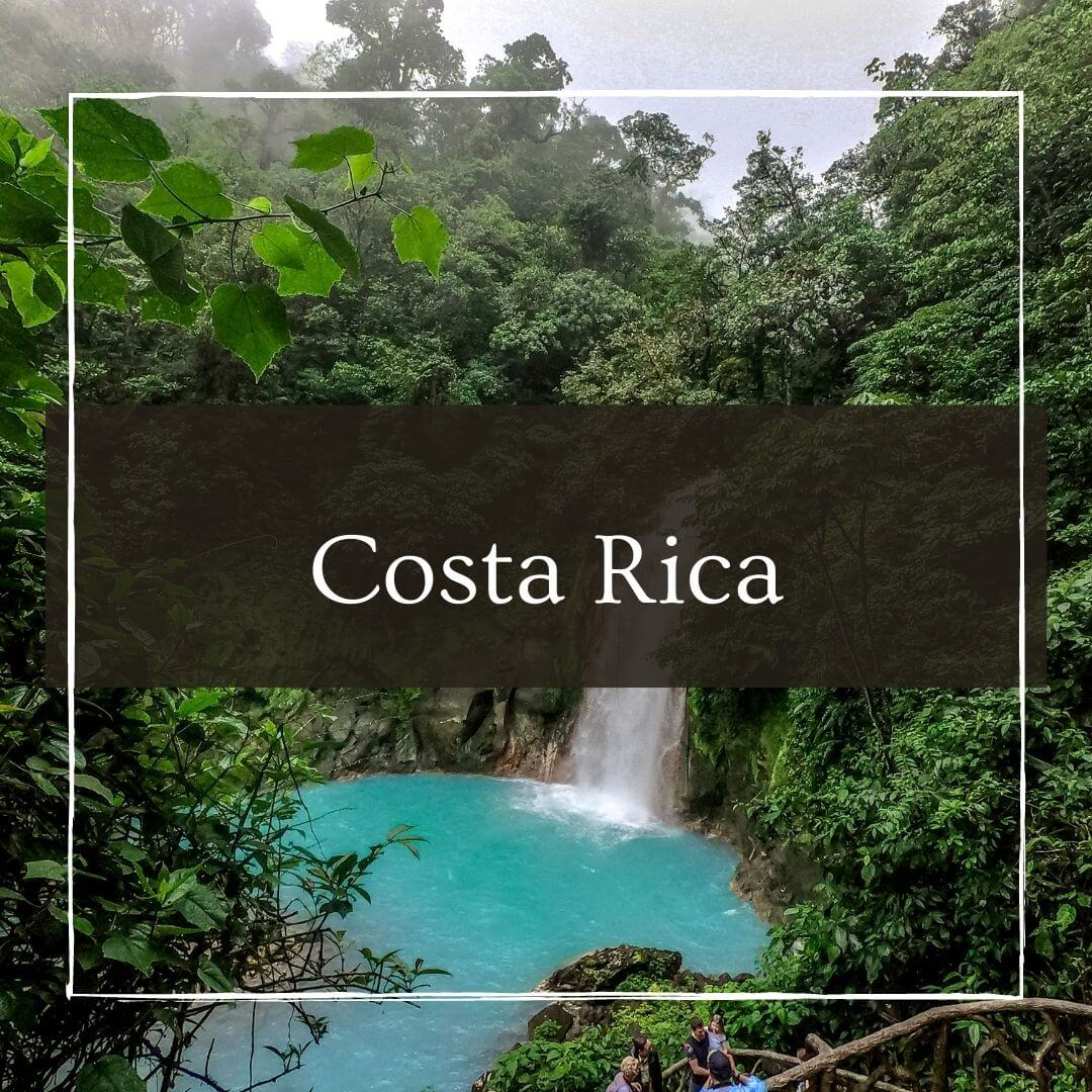 Costa Rica Travel Guides with I'm Jess Traveling