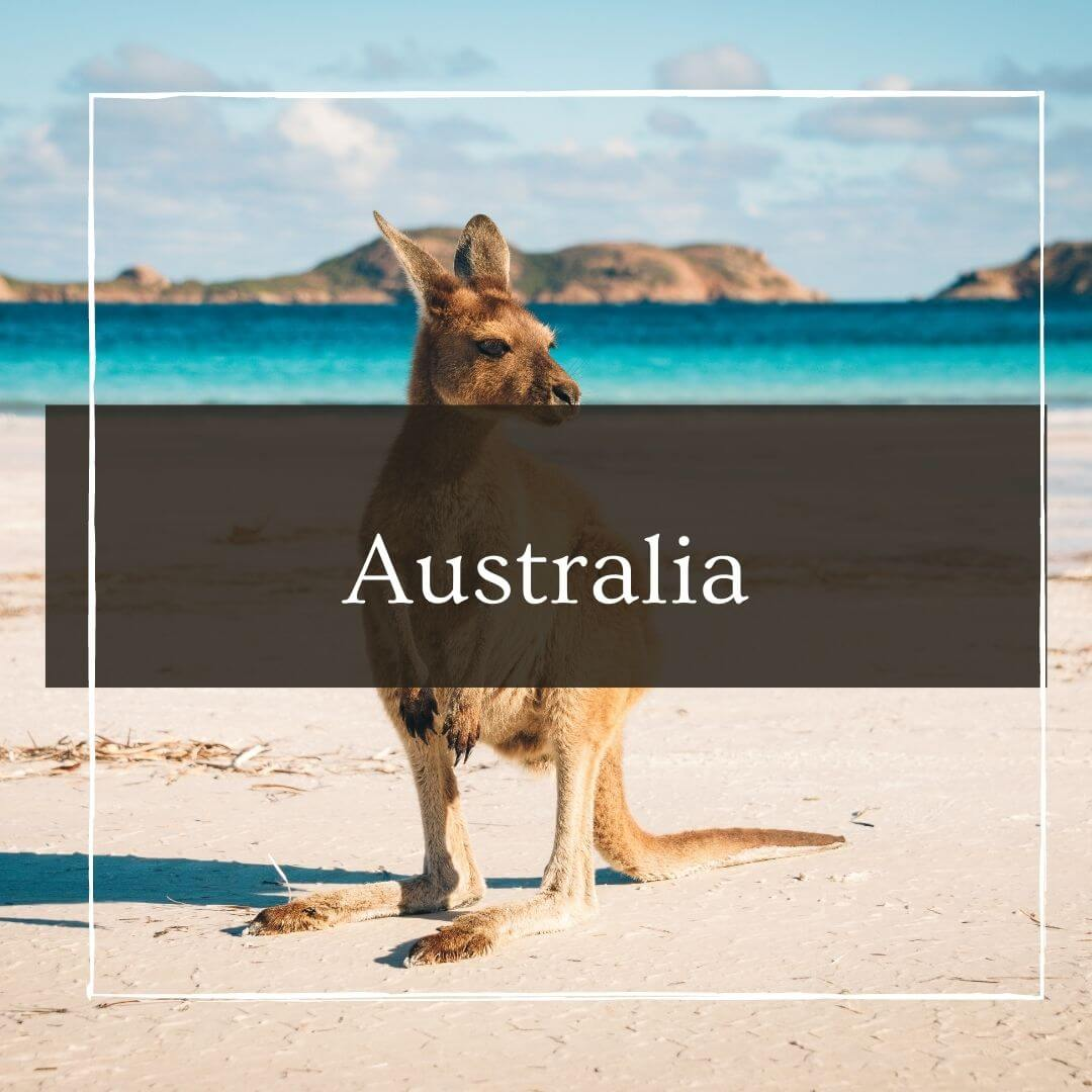 Australia Travel Guides with I'm Jess Traveling