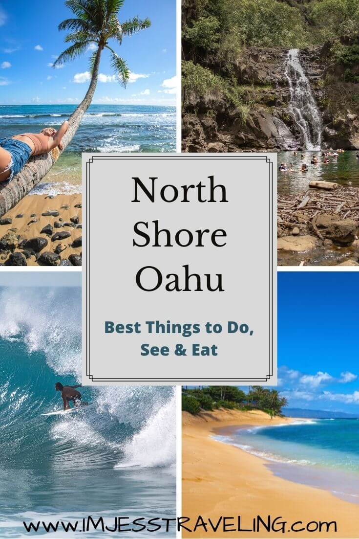 Best Things to do on the North Shore Oahu, Hawaii
